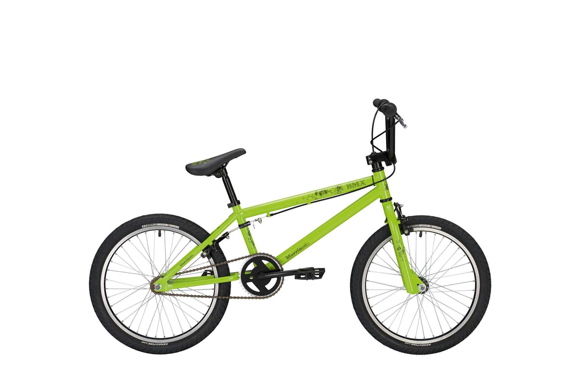 Morrison Fahrräder Dortmund - BMX Räder